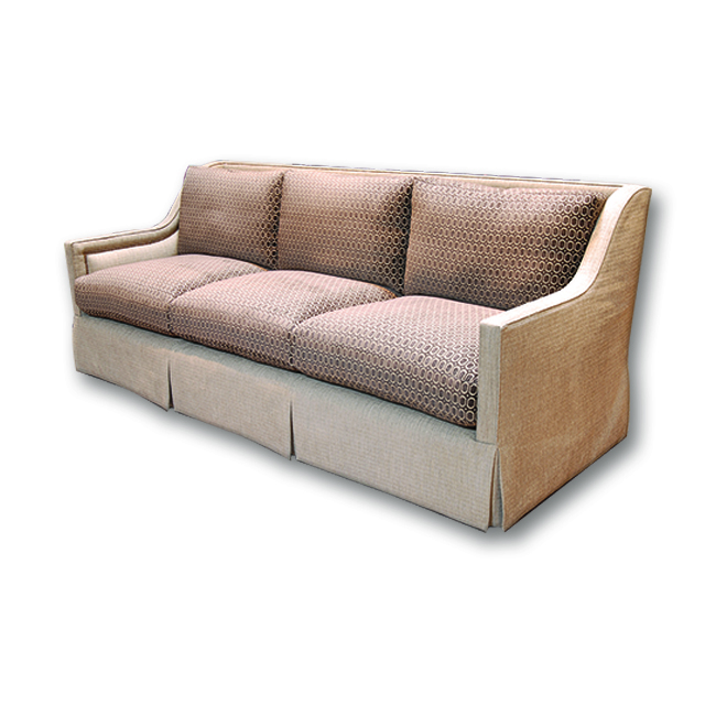 Bentley Sofa: Feather's Custom Furnishings