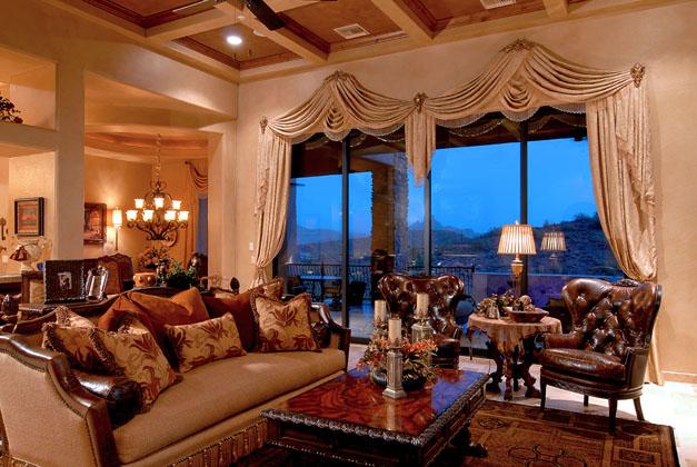 Tuscan Territorial Style Furniture Paradise Valley Az